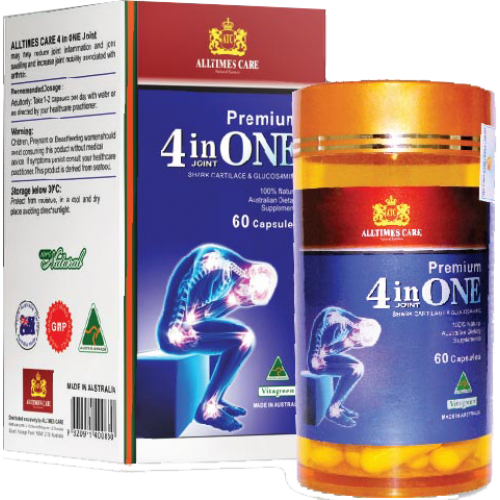 Alltimes Care Premium 4 In One Joint